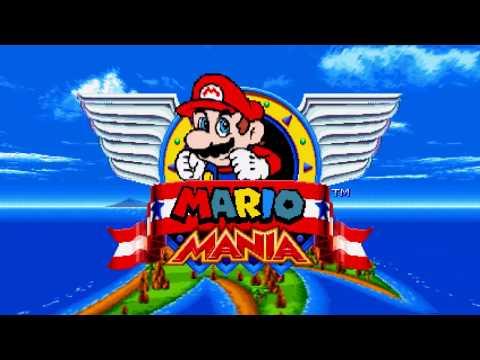 Sonic Mania: Mario Mania Mod - Release Trailer!