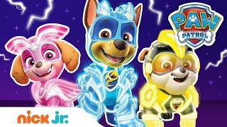 PAW Patrol Mighty Pups: Charged Up! ⚡ Nick Jr.