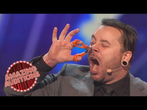 America?s Got Talent 2016 - Most Dangerous Acts of the Year - Part 3