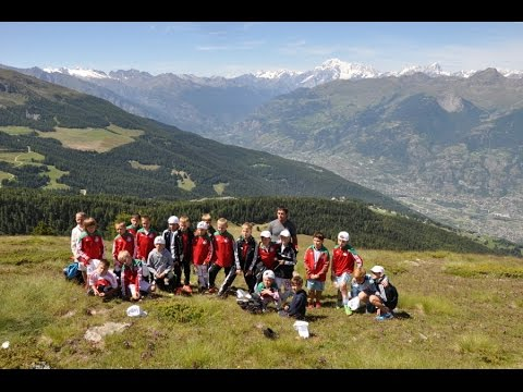 Sport camps and school holidays in Aosta Valley (Italy). Lokomotiv Moscow