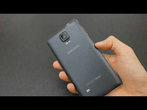 Análise do Samsung Galaxy Note 4 (Review)