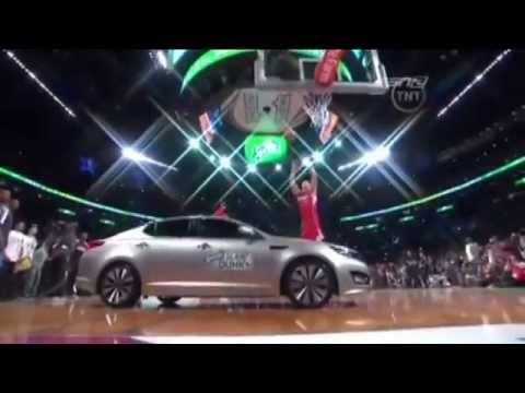 Blake Griffin - 2011 NBA Slam Dunk Contest (Champion)