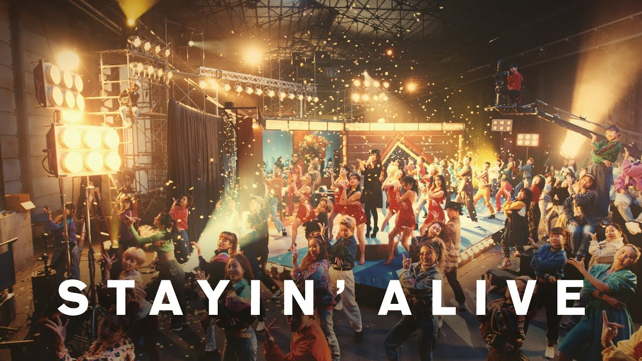 "JUJU - ""STAYIN' ALIVE""のMVを公開 新譜シングル「STAYIN' ALIVE」2020年2月26日発売予定 thm Music info Clip"