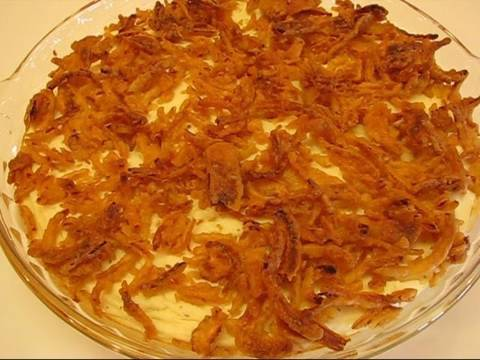 Betty's Cream Cheese Potato Casserole–Recipe from Lynn