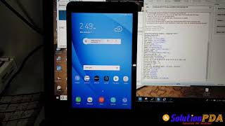 How to enter code unlock samsung galaxt tab e t377a at&t success