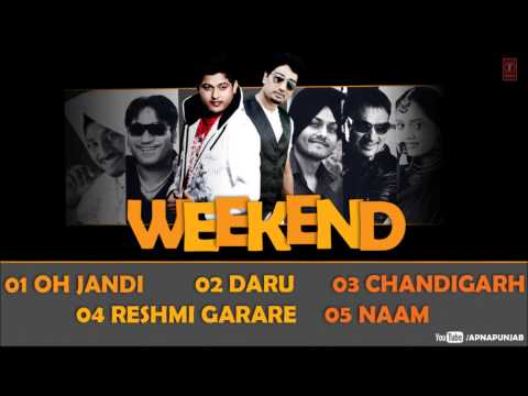 Watch WEEKEND FULL SONGS ★ JUKEBOX ★