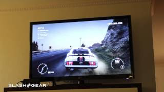 NVIDIA SHIELD Tablet demo: GRID 2 PC GameStream mirroring