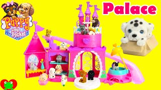 Puppy In My Pocket Pretty Pet Palace Playset and Blind Bags