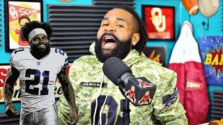 Ezekiel Elliott, TMZ and how his 'handcuffing' impacts the Dallas Cowboys