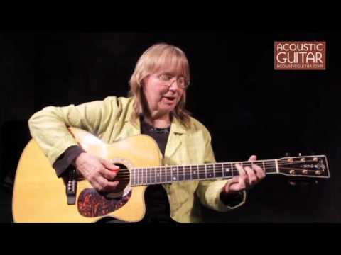 Marcy Marxer Swing Guitar Soloing Lesson from Acoustic Guitar Music Videos