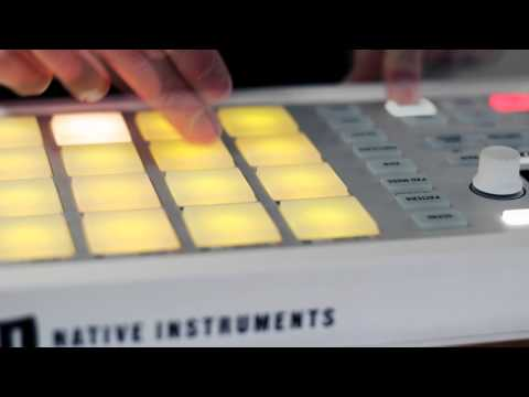 Maschine Mikro Mk2: Making a Guitar Beat