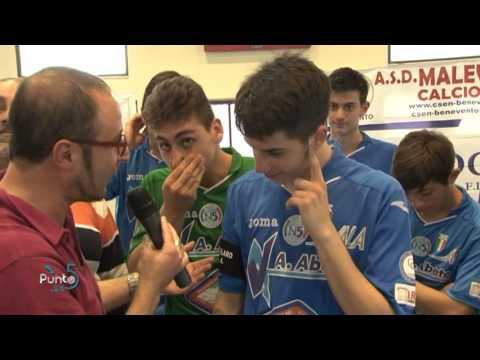 NAPOLI CALCIO A 5 vs CALES SPORTING CLUB Finale Allievi Regionali