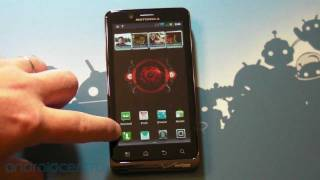 Motorola Droid Bionic walkthrough