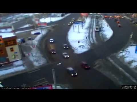 Lluvia de Meteoritos en Rusia 15/02/2013 Imágenes Exclusivas - Apologeticience HD