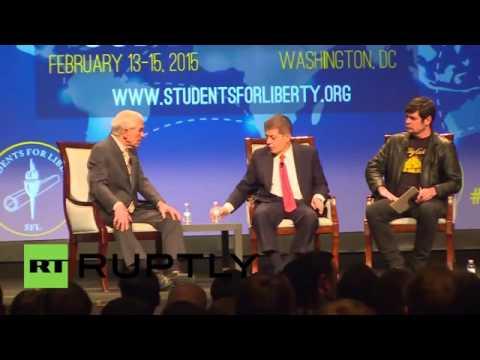 Ukraine: Ron Paul: Putsch in Kiew durchgeführt von NATO und EU