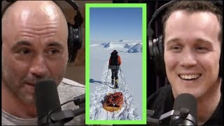 Colin O'Brady Completed First Unaided Solo Trek Across Antarctica | Joe Rogan