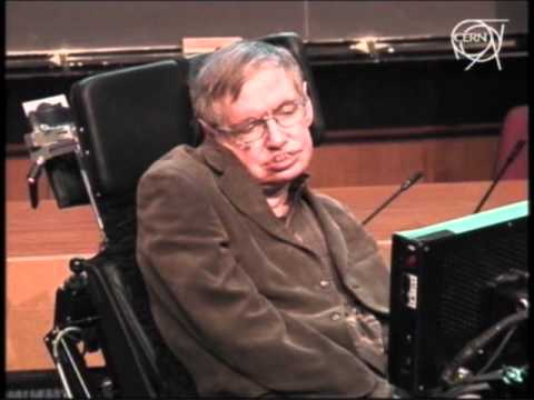 Stephen Hawking CERN Lecture: The Creation of The Universe Part 1