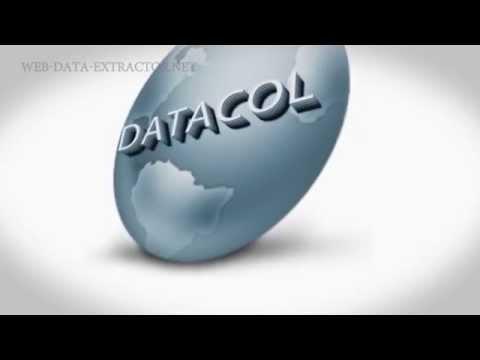 Презентация парсера Datacol5