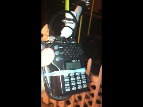 Portable Yagi / Beam Antenna for VHF / 2m HAM Radio Part 1of 2
