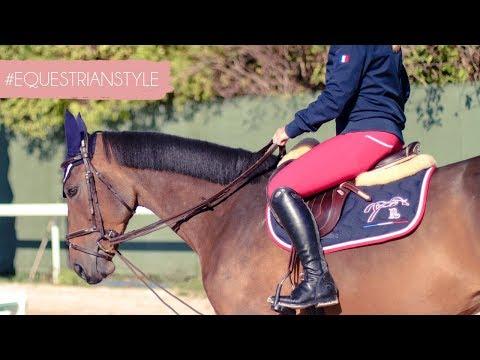 #EquestrianStyle I Bleu, blanc, rouge ! 🇨🇵 GO, GO ! 🇨🇵
