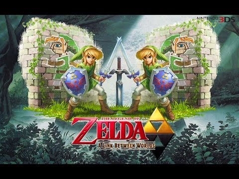 ❶ The Legend Of Zelda: A Link Between Worlds - Обзор