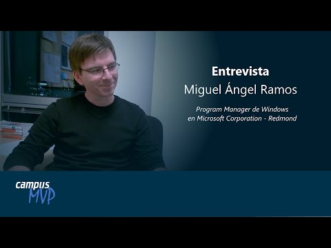 Entrevista: Miguel Ángel Ramos, Product Manager Microsoft Corporation