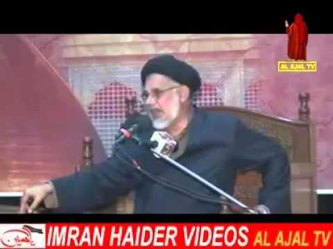 Allama Hassan Zafar Naqvi, about Mukhtar Saqafi |