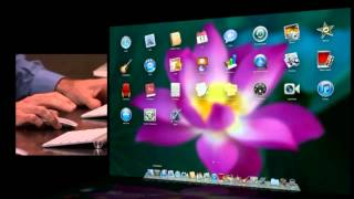 Apple Special Event 2010 - Mac OS X Lion Introduction