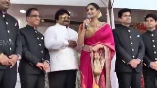 Soonam Kapoor | Prabhu | T S Kalyanaraman Inagurates Kalyan Jewellers Anna Nagar Showroom Launch