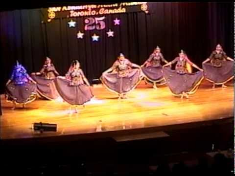 Rangeelo Maro Dholna - Bollywood Folk Dance video
