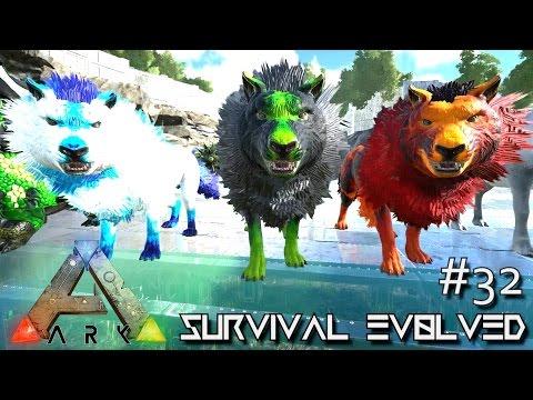 ARK: ANNUNAKI GENESIS - BA DIREWOLF PACK !!! S2E32 (ARK SURVIVAL EVOLVED GAMEPLAY)