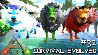 ARK: ANNUNAKI GENESIS - BA DIREWOLF PACK !!! S2E32 (ARK SURVIVAL EVOLVED GAMEPLAY)