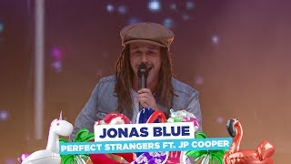Jonas Blue 39 Perfect Strangers 39 Ft Jp Cooper Live At Capital 39 S Summertime Ball 2018