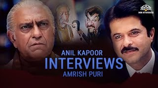 Anil Kapoor Interviews Amrish Puri | Nayak 2001 Thriller Movie