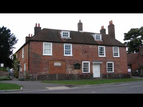 Jane Austen   s house Liphook Hampshire