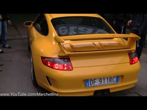 Hilarious Tunnel Burnouts and Powersliding Supercars + Exotics!
