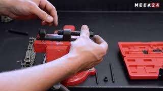 Comment démonter ou remonter chaine moto ou quad? (Dérive chaîne)
