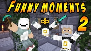 Minecraft Funny, Awesome And Epic Moments 2
