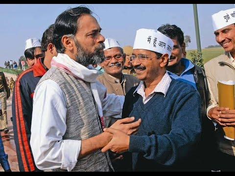 Politics First - Cracks emerge in Aam Aadmi Party