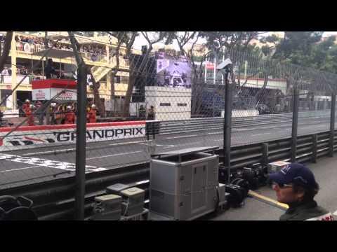 Nico Rosberg win 2014 F1 Grand Prix Monaco