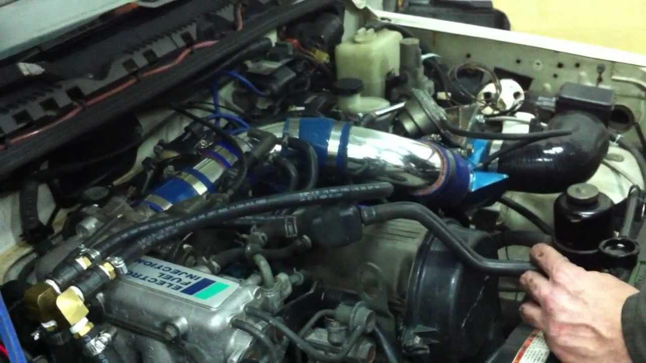 Suzuki Sidekick V Turbo Kit