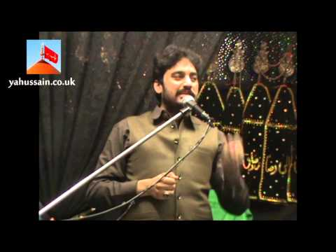 Zakir Khan Waseem Abbas Baloch - Northampton (UK) - Dua-e-Zehra - 19th December 2015
