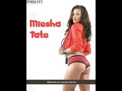 whooty miesha tate twerking and booty clapping