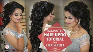Best Party Hairdo Tutorial | Step By Step Party Hairstyle Tutorial | Krushhh By Konica