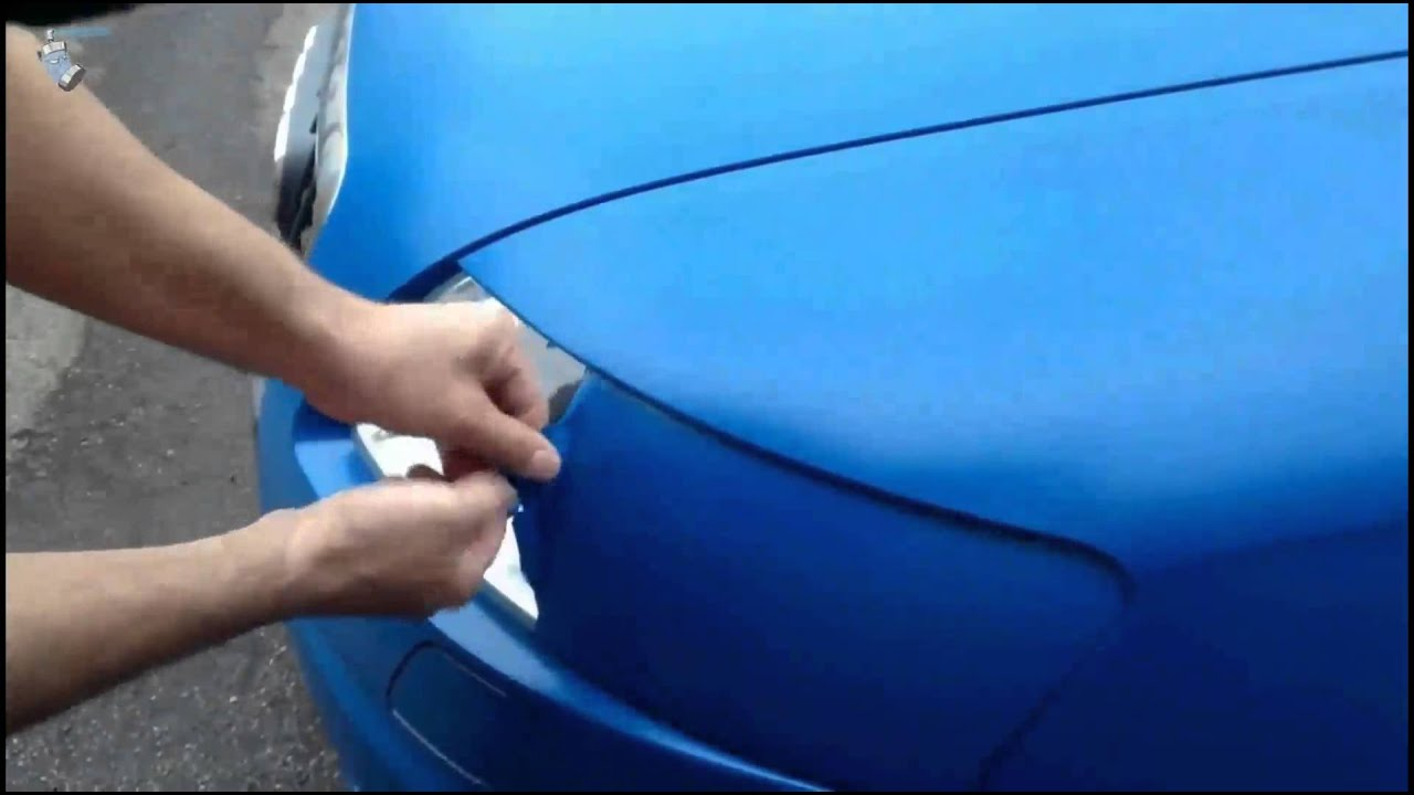 Car Wrap Removal Uk