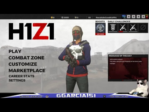H1Z1 Stre