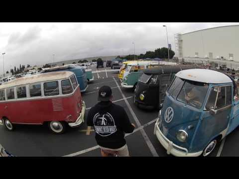 octo vw bus kombi car show 2017 june