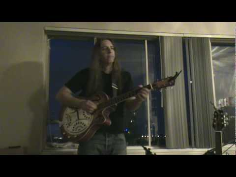 Big Mama's Door - Alvin Youngblood Hart - Performed by Madman Sam