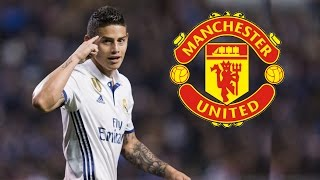 James Rodriguez ● Welcome To Manchester United ● Skills & Goals ● 2017 HD