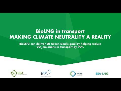 BioLNG in Transport